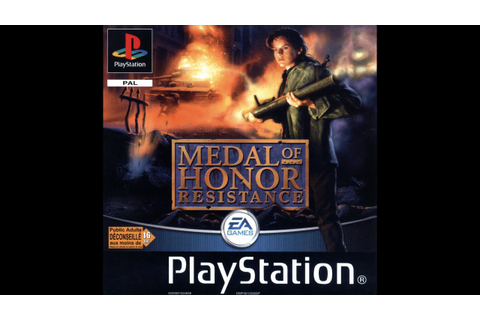 Let's play Medal Of Honor Résistance PS1 - Episode 8 - L ...