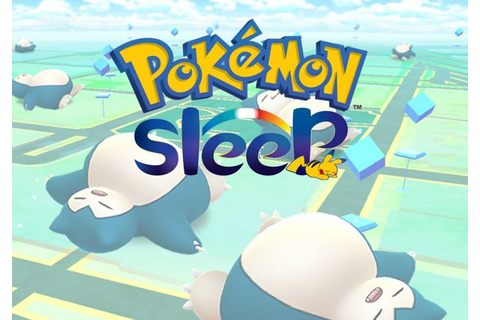 Video Game News: Pokemon Sleep announced with the goal of ...