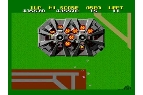 Xevious: Fardraut Saga (MSX) - Final Boss & Ending - YouTube