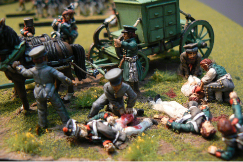 Dots of Paint: Battle of Austerlitz - the play-test