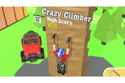Game Review: Crazy Climber (Mobile - Free to Play) - Games ...