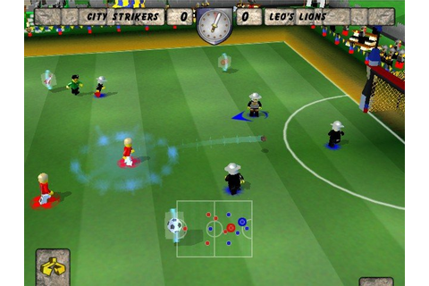 Lego Soccer Mania - PCGame RIP ~ Download Software Full ...