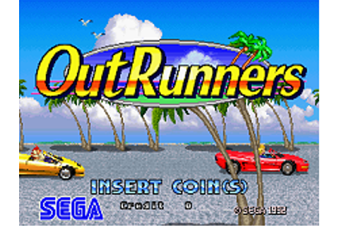 OutRunners (World) ROM