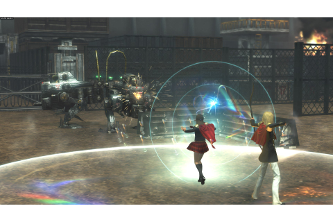 Final Fantasy Type-0 HD - screenshots gallery - screenshot ...
