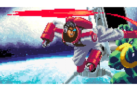 Galaxy Fight: Universal Warriors (Neo Geo) Reviews