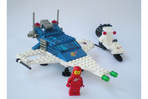 Space Lego 6890 Cosmic Cruiser | 1982