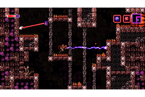 Axiom Verge – PS4 Review – Chalgyr's Game Room