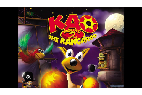 Kao The Kangaroo Round 2 Walkthrough Gameplay - YouTube