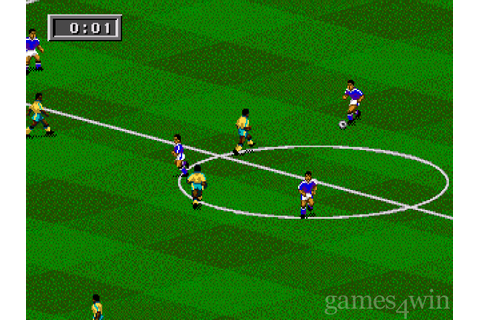 Fifa Soccer '95 Download on Games4Win