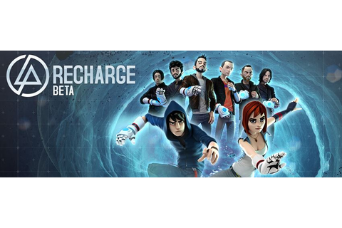 Linkin Park's 3D action Facebook game, LP Recharge ...