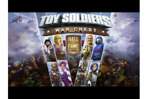 Toy Soldiers War Chest GamePlay Ita - YouTube