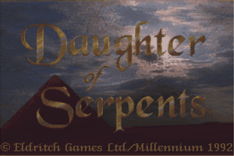 Download Daughter of Serpents - My Abandonware