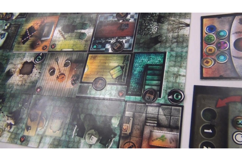 A Look at Dark Darker Darkest from Queen Games at Origins ...