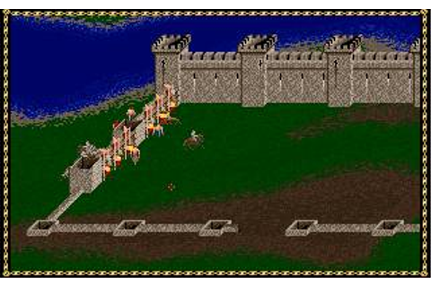Castles Download (1991 Strategy Game)