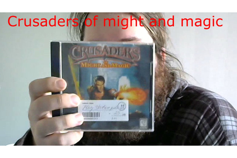 REVIEW: Crusaders of might and magic | playstation 1 - YouTube