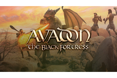 Avadon: The Black Fortress Full Download - Free PC Games Den