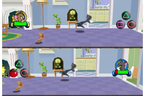 Tom and Jerry in House Trap Download - Old Games Download