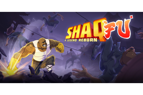 Shaq Fu: A Legend Reborn | Nintendo Switch download ...