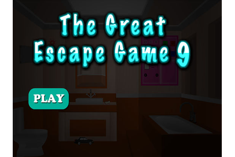 The Great Escape Game 9 by Saravanan Manickam