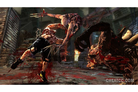 Splatterhouse Preview for PlayStation 3 (PS3)