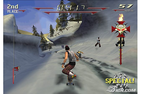 Tony Hawk s Downhill Jam PS2 ISO – PPSSPP PS2 APK Android ...