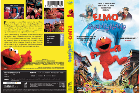 The Adventures of Elmo in Grouchland (video) | Muppet Wiki ...