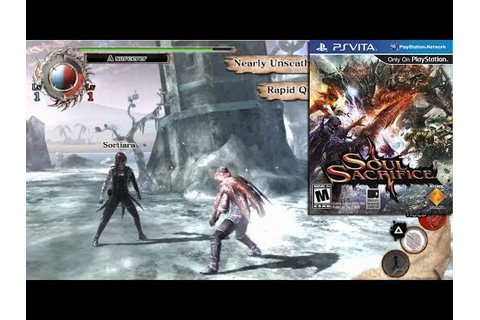 Soul Sacrifice - Game PS Vita - Gameplay - YouTube