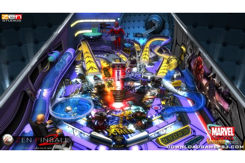 Zen Pinball 2 PSN - Download game PS3 PS4 PS2 RPCS3 PC free