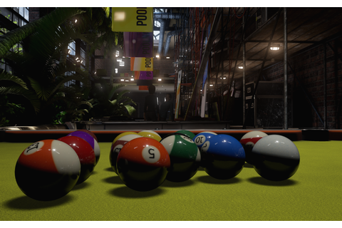 Pool Nation FX Lite is out now as a Free-to-Play Game on Steam