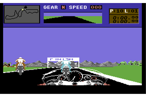 The Cycles: International Grand Prix Racing Screenshots ...