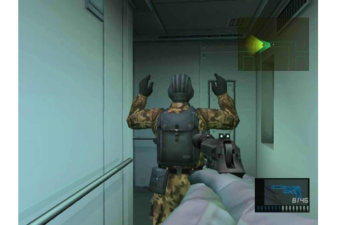 Metal Gear Solid 2 Sons of Liberty Download Free Full Game ...