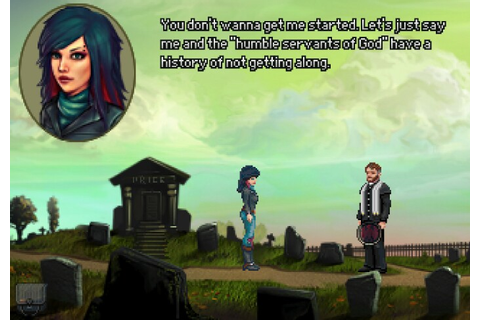 Why the publisher of adventure game Kathy Rain doesn't ...