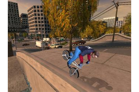 Strange Moments in Gaming: Dave Mirra Freestyle BMX 2: The ...