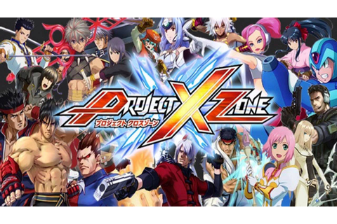 Suzakux7's Epic Video Game Review Of Project X Zone! (3DS ...