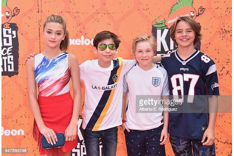 Aidan Gallagher Stock Photos and Pictures | Getty Images