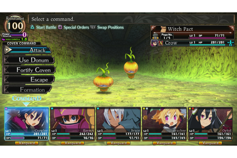LABYRINTH OF REFRAIN: COVEN OF DUSK - PS4 - Limited ...