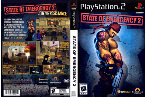 KML GAMES: State Of Emergency 2