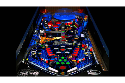 Zock' mal wieder...Pro Pinball The Web [PC] 1996 - YouTube