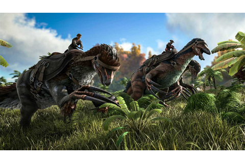 ARK: Survival Evolved Gets Windows 10 PC - Xbox One ...