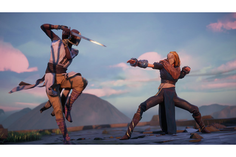 Online Combat RPG Absolver Coming to Xbox One in 2017 ...