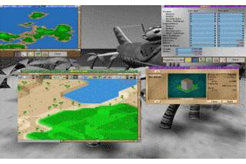 Holiday Island Download (1996 Strategy Game)