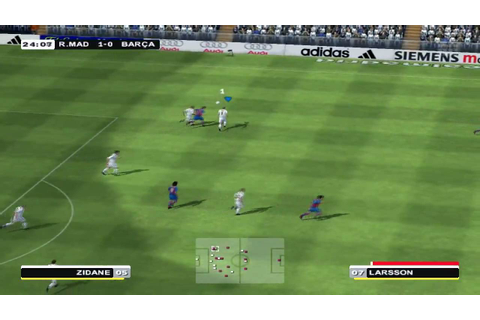 Club Football - Real Madrid PS2 393 MB HighlyCompressed ...