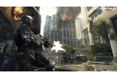 Wallpapers Box: Crysis 2 Game High Definition Computer ...