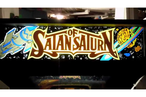 Satan of Saturn - Arcade - YouTube