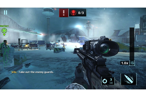 Sniper Fury is one of the year's best shooting games for ...