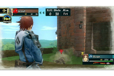 Valkyria Chronicles II Review - YouTube
