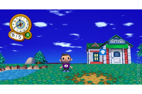 Screens: Animal Crossing: Let's Go to the City - Wii (29 ...