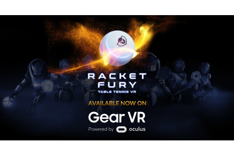 Save 30% on Racket Fury: Table Tennis VR on Steam