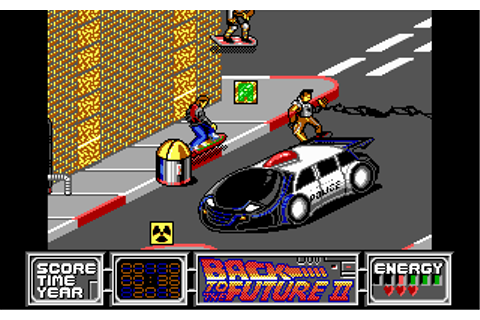 ... , Games Antigos, Jogos Antigos Download: Back to the Future Part II