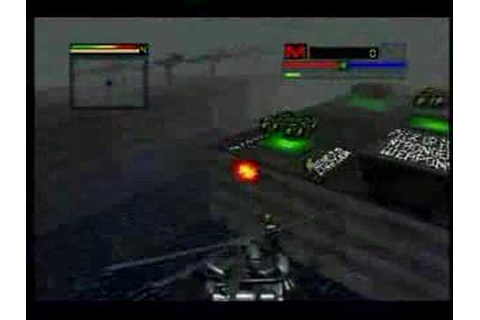 Blade Force (3DO) - Game Play - YouTube